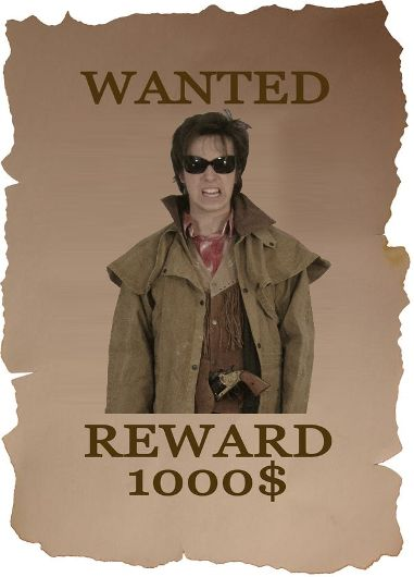 Wanted - Ey Lou Flynn