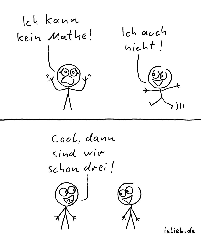 Is lieb? - Strichmännchen-Comics und Cartoons - islieb.de