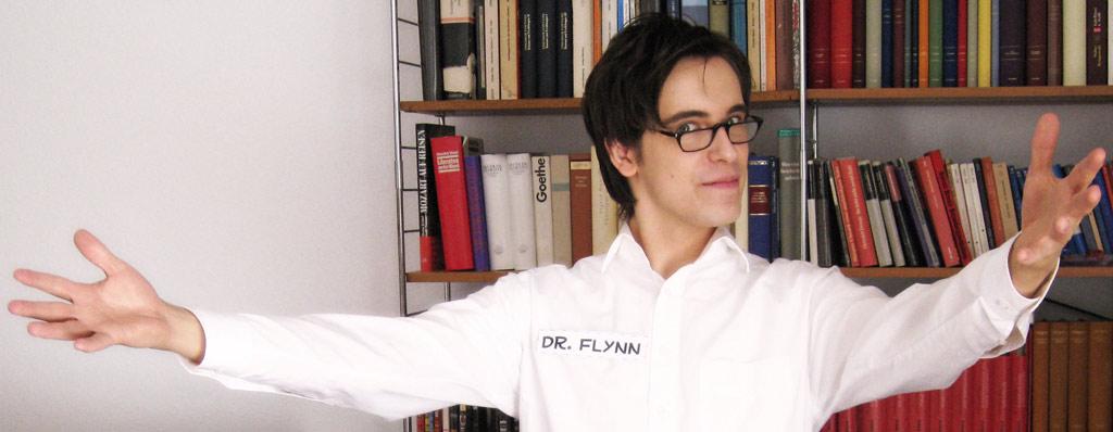 Doktor Flynn Online-Beratung
